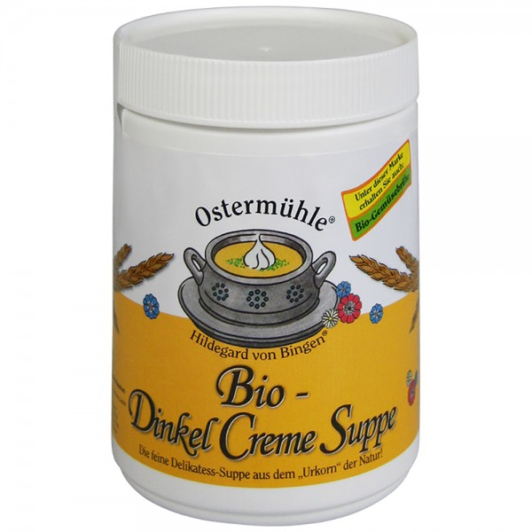 Bio Dinkel-Creme-Suppe